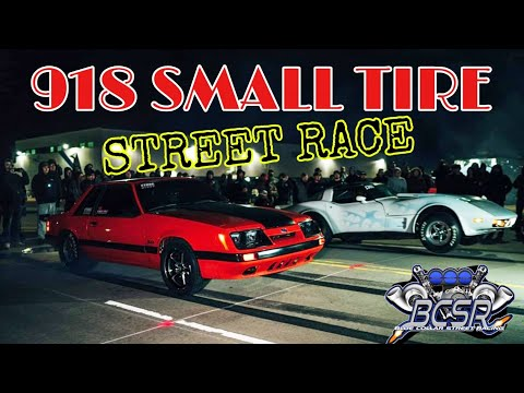BCSR 918 SMALL TIRE STREET RACE