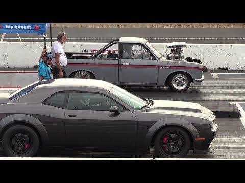 Built vs bought – drag racing