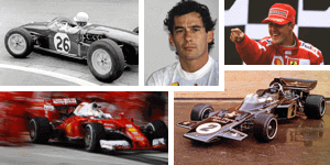 Formel-1-Datenbank: Ergebnisse und Statistiken seit 1950