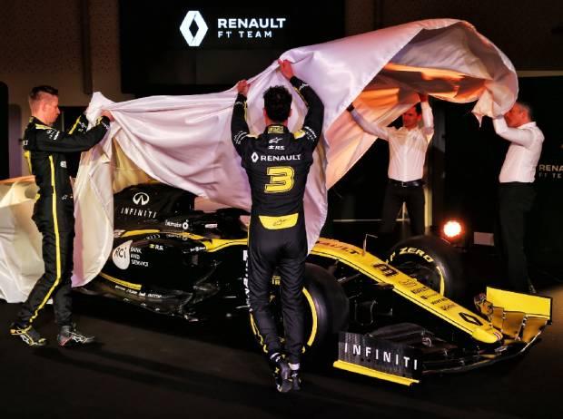 F1-Launch