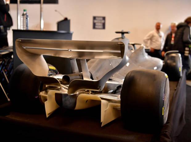 Formel-1-Auto 2021