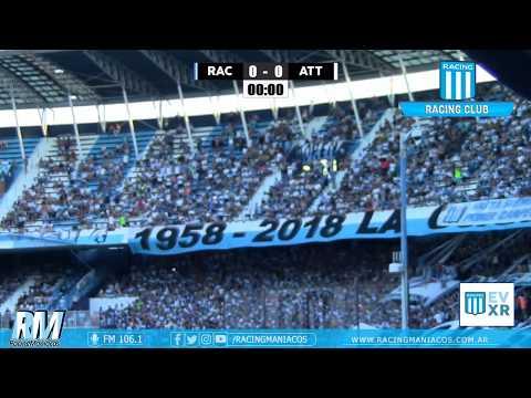 En Vivo Racing – Atlético Tucumán – Vivo Por Racing – Superliga Argentina