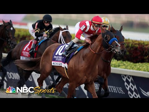 Pegasus World Cup 2020 (FULL RACE) | NBC Sports