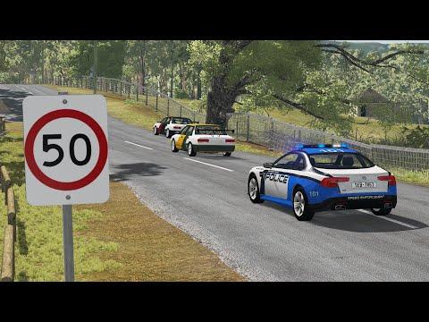 Police Anti-Street Racing Unit 4 | BeamNG.drive
