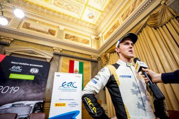 ERC – ERC1 Junior champion Mares gears up for Azores assault