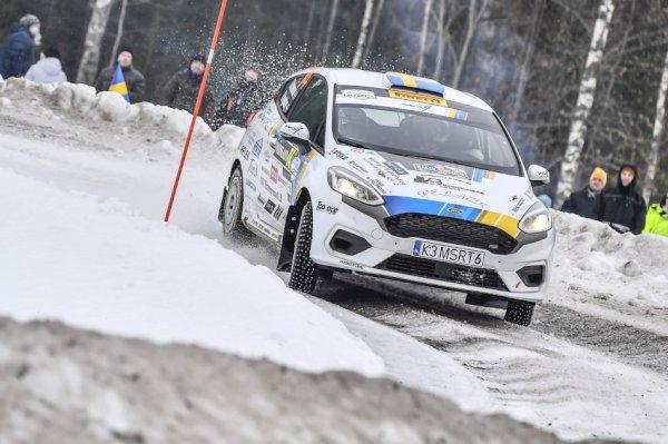 WRC – FIA JUNIOR WRC GETS UNDERWAY AT RALLY SWEDEN