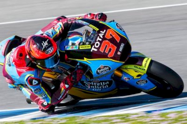 Lowes to miss Jerez Moto2™ Test because of the be troubled