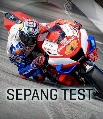 Moto2™, Moto3™ Official Jerez Take a look at describe gallery
