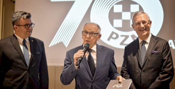 The Polish Car and Motorcycle Federation celebrates its seventieth anniversary