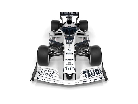 Alpha Tauri F1 2020 Car Launch !!! (AT01)