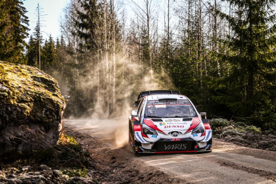 WRC WRC - Rally Sweden - Kalle Rovanperä
