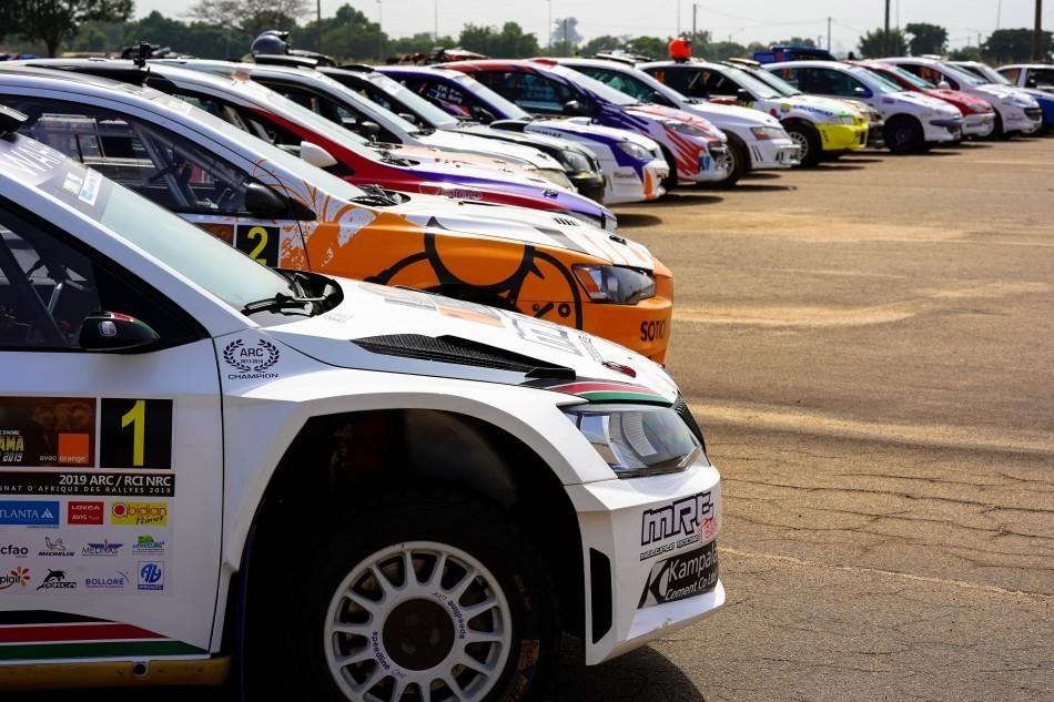 2019 ARC - Bandama Rally, Ivory Coast