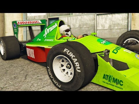 I Won The F1 Car Gta Online Casino Dlc Racing Elite Formula 1 Motorsport Racing