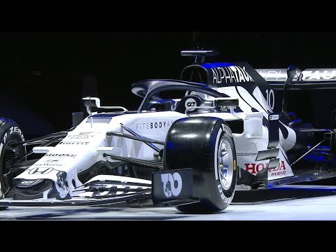 Inside AlphaTauri's 2020 F1 Car Launch