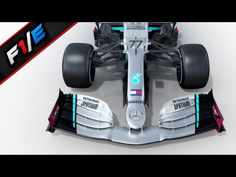 Mercedes F1 2020 Car Launch!