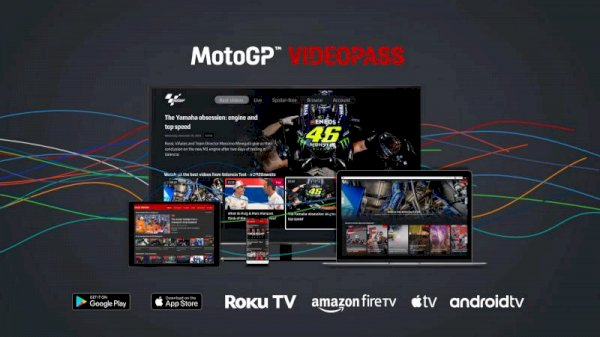VideoPass: Glimpse every lap of every session LIVE & OnDemand