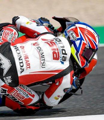 Suzuki survives unhurried apprehension to start out Moto3™ season standard
