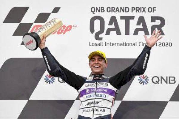 Red Bull MotoGP Newbies Cup Jerez test postponed