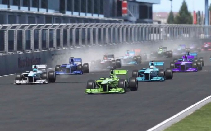 Slovenian gamer beats racing stars including Verstappen and celebrates glorious victory at Nurburgring