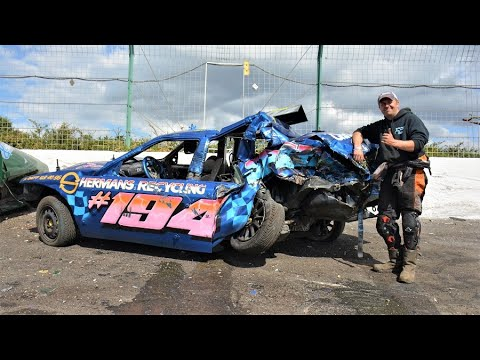 Biggest Crashes Banger Racing