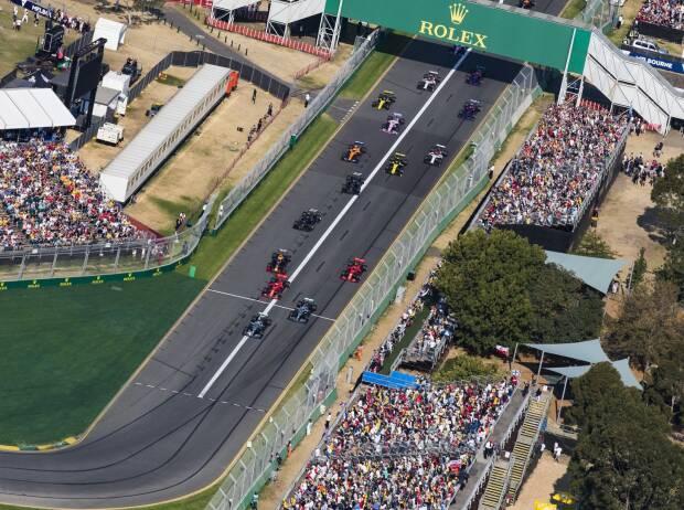 Valtteri Bottas, Lewis Hamilton, Sebastian Vettel, Max Verstappen, Charles Leclerc