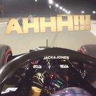 F1 Insta admin has finally lost it