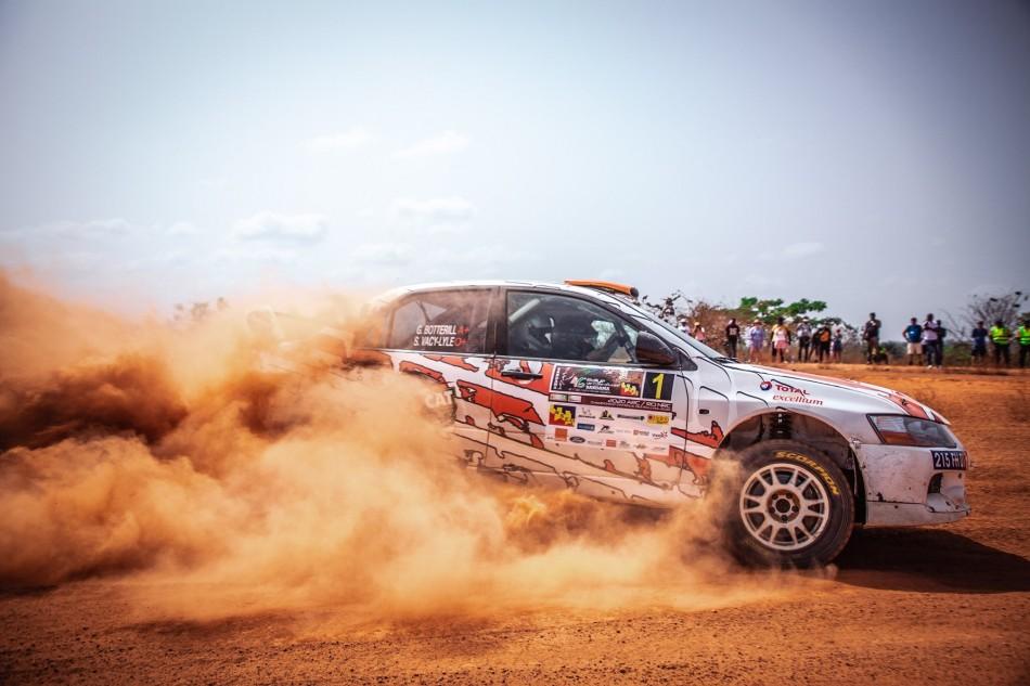 2020 ARC - Bandama Rally - G. Botteril / S. Vacy-Lyle