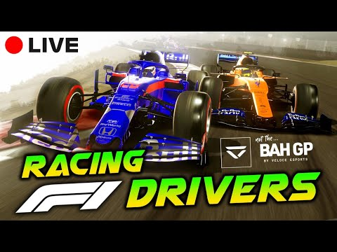Racing Norris, Hulkenberg, Latifi, Courtois, WillNE & More on the F1 Game! – Not the… Bah GP
