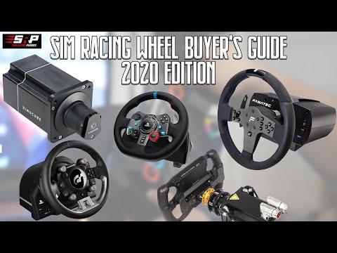 Sim Racing Wheel Buyer's Guide – 2020 Edition
