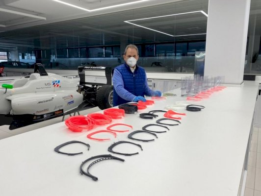 Motor sport and automobile sectors deal with Covid-19 disaster in Spain