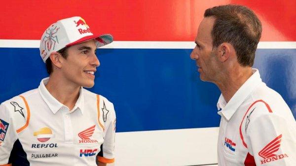 Puig talks all-Marquez Repsol Honda dynamic in 2020