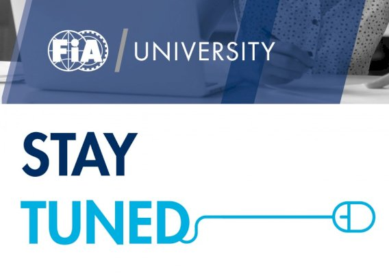 Building the Community's Capacities: FIA College Launches On-line Initiative FIA Discontinue Tuned