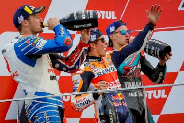 MotoGP™ comes to Roku Channel