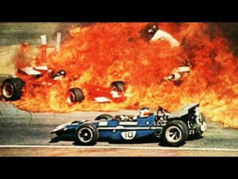8 Deadliest Formula 1 Car Accidents