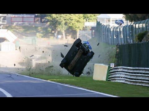 Best Of MOTORSPORT 2019 | Terrifying CRASH COMPILATION / *Live* | NO MUSIC