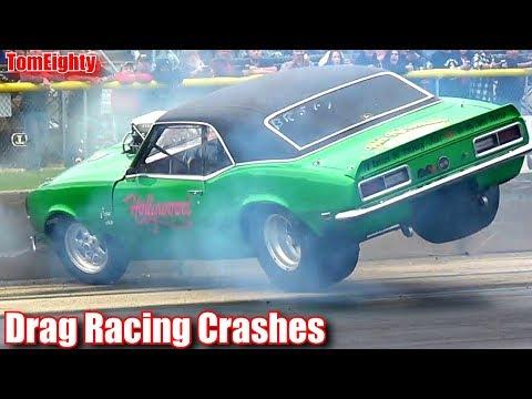 Drag Racing Crashes
