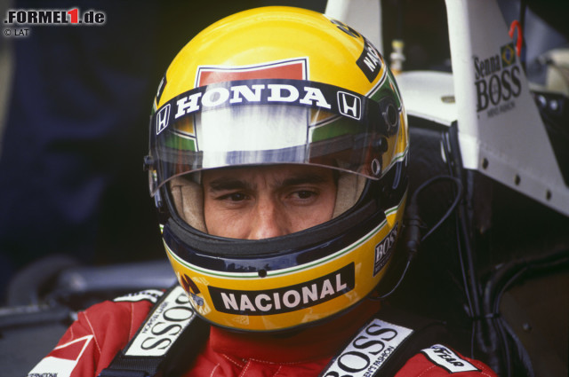 Der legendäre gelbe Helm ist sein Markenzeichen: Ayrton Senna schreibt sich mit drei WM-Titeln und (zum damaligen Zeiptunkt) zahlreichen Bestmarken in die Geschichtsbücher der Formel 1 ein, bevor er am 1. Mai 1994 viel zu früh aus dem Leben gerissen wird. Wir blicken zurück auf seine einzigartige Formel-1-Karriere ...