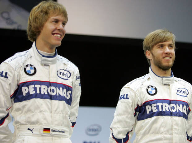 Cut Heidfeld: Never thought that Vettel would become world ...