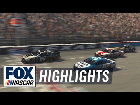 eNASCAR Pro Invitational iRacing Series at Texas | NASCAR ON FOX HIGHLIGHTS