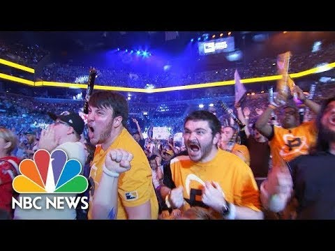 Esports: Inside The World Of Competitive Gaming | NBC News