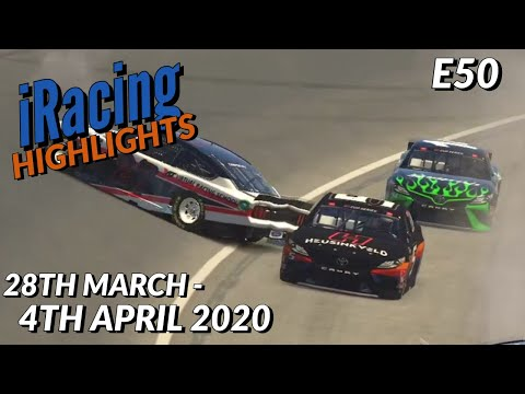 iRacing Twitch Clips – Fails, Wins & Funny Moments – Episode 50