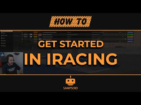 New to iRacing? This will help you get started