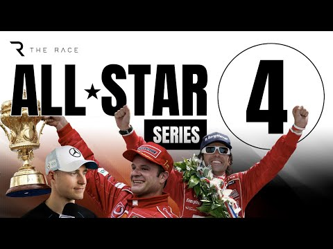 The Race All-Star Series, Rd 4 – ft. F1's Button, Barrichello, Montoya, Magnussen, Fittipaldi + more