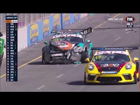 Ultimate Racing Crash Compilation 2019 (HD)