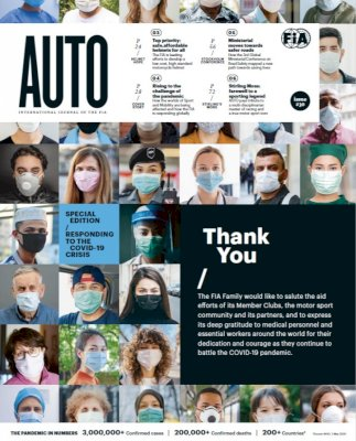 AUTO #30 – SPECIAL EDITION RESPONDING TO THE COVID-19 CRISIS