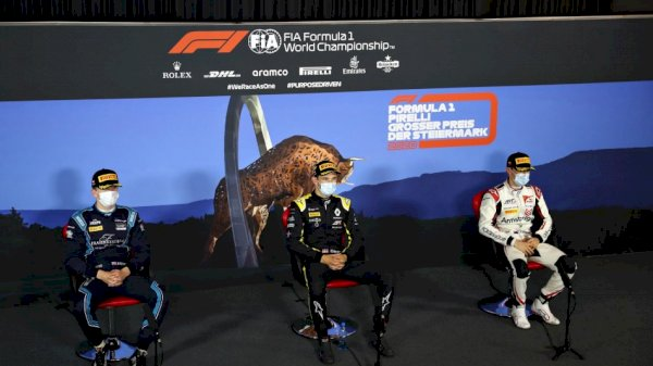 F2 – 2020 Spherical 2 put up-Roam Speed press conference