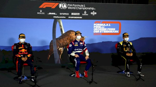 F2 – 2020 Round 2 put up-Feature Bustle press convention