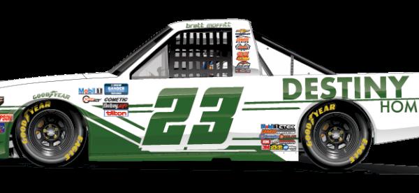 Destiny Properties to sponsor Brett Moffitt at Kansas Speedway