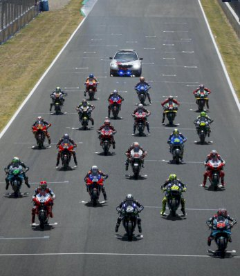 How did the MotoGP™ newbies compose in Jerez?