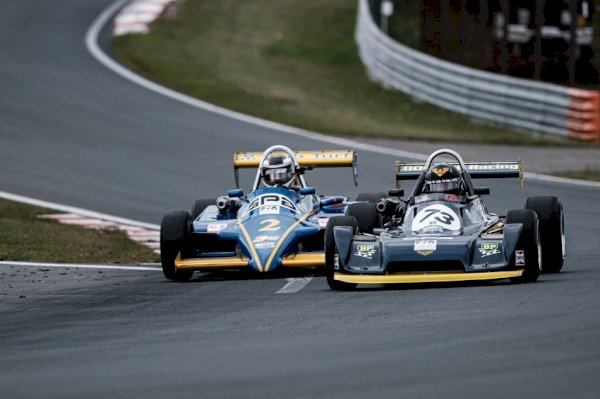 HF3EC: Solid Entry for the 2020 FIA Historic F3 European Cup at Zandvoort